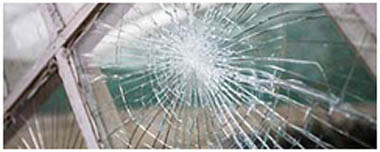 Cradley Heath Smashed Glass